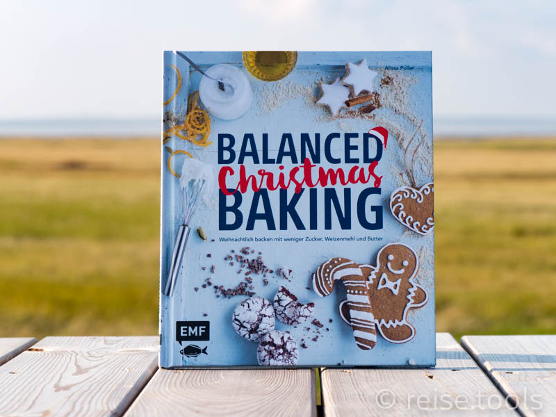 Buch Balanced Christmas Baking